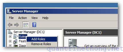 server manager add roles