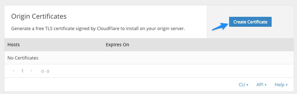 SSL miễn phí cloudfare